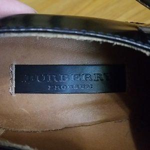 Burberry Prorsum Shoes - New Burberry Prorsum Double Buckle Wedges sz 8